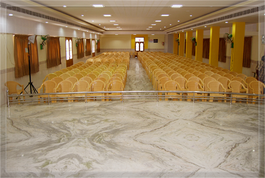 marriage hall a/c